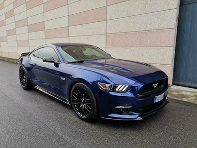 usata Ford Mustang GT Fastback 5.0 V8 TiVCT MAGNAFLOW+ASSETTO GHIERA