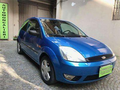 usata Ford Fiesta 1.4 * IDEALE NEOPATENATI