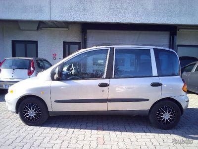 brugt Fiat Multipla 1.9 JTD - 2004
