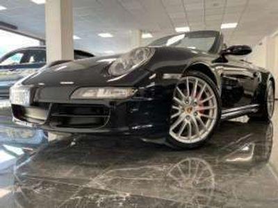 usata Porsche 911 Carrera 4S Cabriolet TUTTI SERVICE !!!!! Benzina