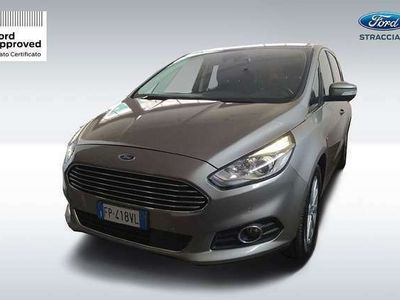 usata Ford S-MAX 2.0 TDCi 150CV Powershift Titanium