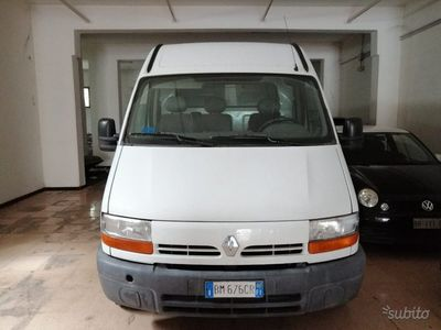 usata Renault Master T28 2.5 diesel PC Furgone