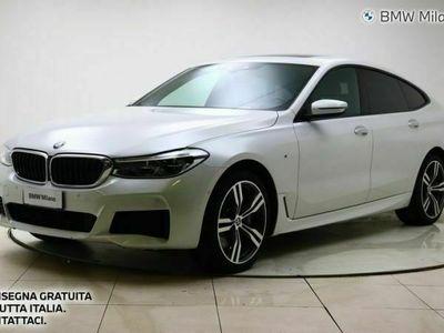 usata BMW 630 Serie 6 G.T. (G32) d xDrive Gran Turismo Msport