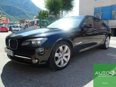 usata BMW 730 d Futura