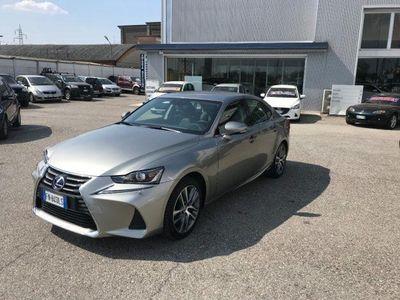 usata Lexus IS300h IS Hybrid Luxury