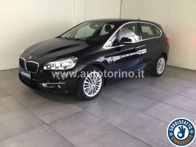 used BMW 218 SERIE 2 ACTIVE TOURER d act.tourer Luxury auto