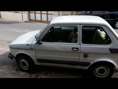 usata Fiat 126 silver
