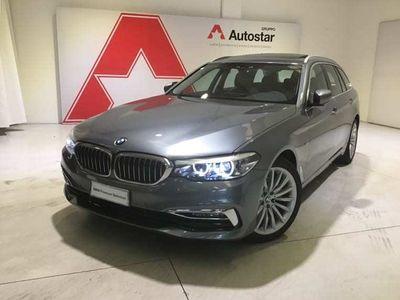 usata BMW 520 d xDrive Touring Luxury