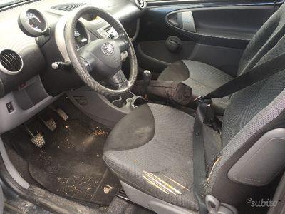 usata Toyota Aygo 1.0 benzina