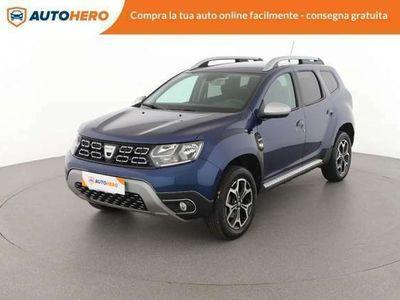 usata Dacia Duster 1.5 dCi 110 CV Prestige - CONSEGNA A CASA GRATIS
