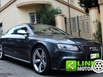 usata Audi RS5 4.2 V8 FSI Quattro S Tronic, Cambio automatico, Tagliandi certificati, Perfetta