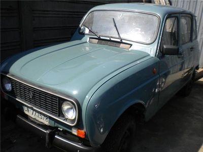 usata Renault R4 enault 4 TL