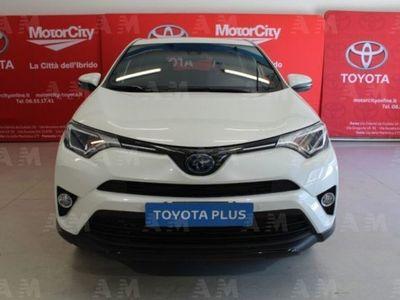 usata Toyota RAV4 Hybrid 2WD Dynamic del 2018 usata a Roma