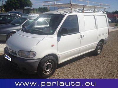 brugt Nissan Cargo Vanette2.3 diesel PL Furgone SE