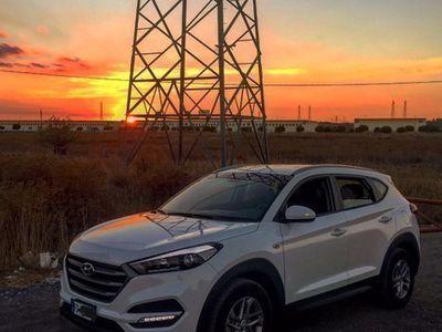usata Hyundai Tucson 1.7 Classic Anno 2016