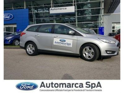 brugt Ford Focus Style Wagon 1.5 TDCi 95 CV Start&Stop SW Plus