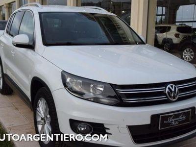 brugt VW Tiguan 2.0 TDI 150 CV Sport & Style BlueMotion Technology