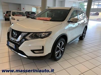 usata Nissan X-Trail 2.0 dCi 4WD N-Connecta