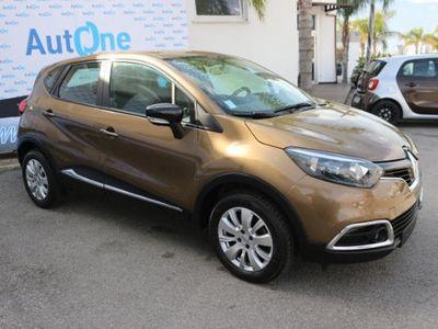 brugt Renault Captur 1.5 DCI 110CV ENERGY BUSINESS NAVI AUTOMATIC