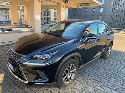 usata Lexus NX300h Business navigatore mod.2019