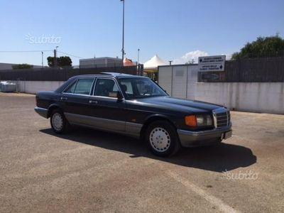 usado Mercedes 420 automatica+tetto+pelle+tagliandi