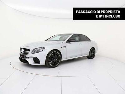 usata Mercedes E63 AMG 4Matic+ AMG