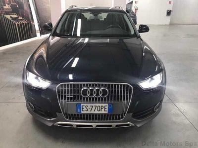 usata Audi A4 Allroad A4 allroad IV 2012 Quattro Die 2.0 tdi Advanced s-tronic
