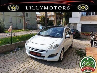 usado Smart ForFour 1.5 cdi 70 kW passion softouch LillyMotors