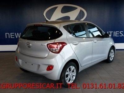 usata Hyundai i10 1.0 MPI Login KM ZERO