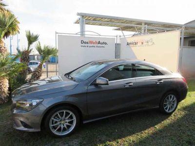 usata Mercedes CLA220 220 CDI Automatic Sport NAVI