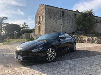 usata Maserati Ghibli 2016