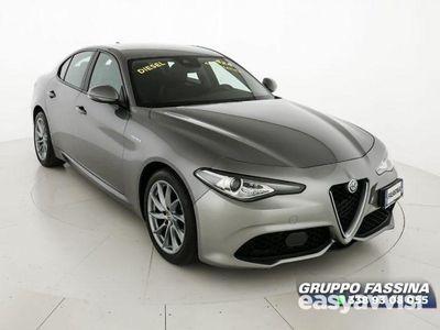 gebraucht Alfa Romeo Giulia 2.2 Turbodiesel 210cv AT8 AWD Q4 Veloce
