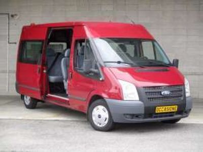 usata Ford Transit Tourneo 9 posti tdci 2.2 diesel