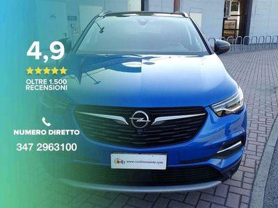 usata Opel Grandland X 1.6 DIESEL 120 CV INNOVATION