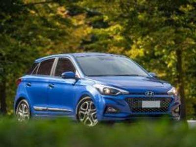 usata Hyundai i20 1.2 5 porte Advanced Benzina