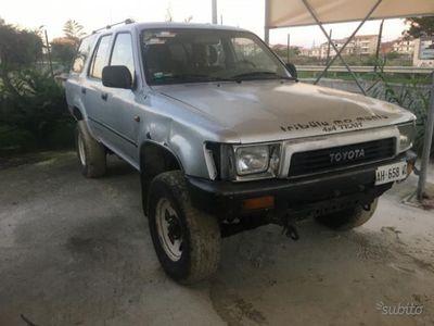 brugt Toyota 4 Runner 2.4 TD 5 Porte - 1990