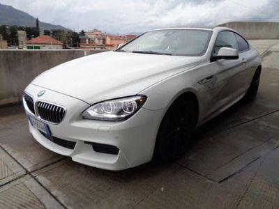 usado BMW 640 Serie 6 (F12/F13) Coupé Msport Edition