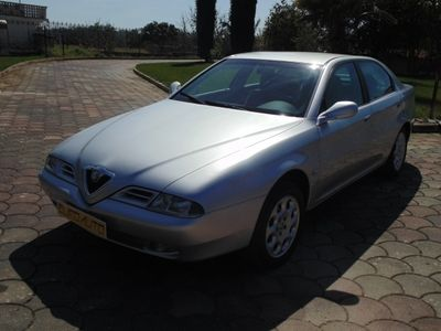 usata Alfa Romeo 166 2.0i 16v Twin Spark Cat Occasione Usato