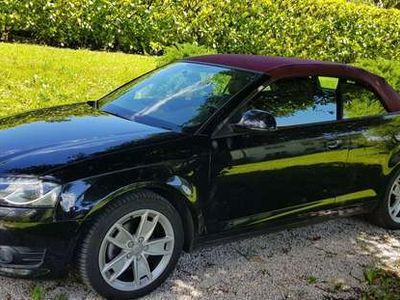 usata Audi A3 Cabriolet 2.0 TDI F.AP. Attraction