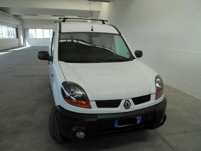 brugt Renault Kangoo 1.9 dCi 4x4 4p. Authentique
