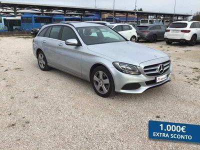 usata Mercedes 180 CLASSE C SW C SW(BT) Business auto