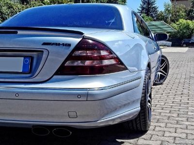 używany Mercedes CL500 306CV Perfetta