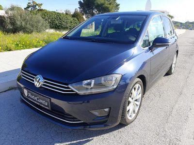 usata VW Golf Sportsvan 2.0 TDI DSG HIGHLINE - FULL OPTIONAL -