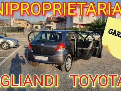 usata Toyota Yaris 1.0 BENZINA 5 Porte ( OK NEOPATENTATI )