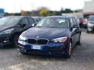 usata BMW 116 116 5-porte d 5p. VISIBILE PRESSO VIA TORRE SPACCAT