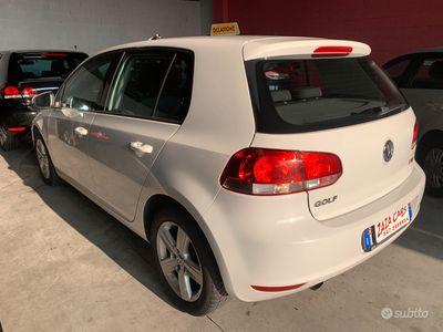 usata VW Golf VI 1.6 TDI 105CV EURO 5