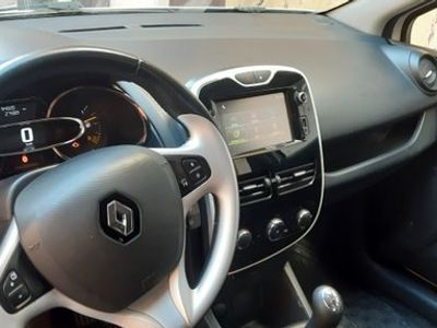 usata Renault Clio IV SeS 1500cc 75cv - 2014 Full