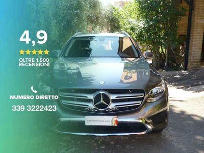 usata Mercedes GLC220 d 4Matic Business Aut/Navi/Garanzia