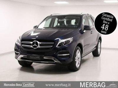usata Mercedes GLE350 d 4Matic Sport Automatic