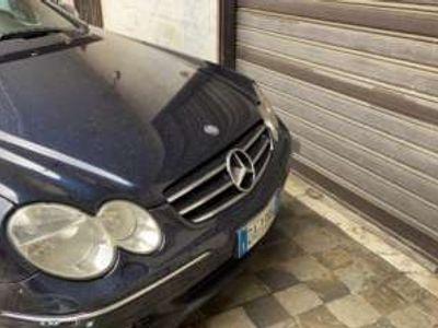 usata Mercedes CLK220 CDI cat Avantgarde Diesel